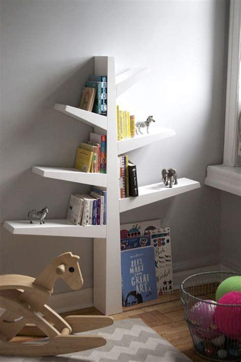 Tree Bookcase Ikea by 20 Tree Branch Bookshelf Ideas House Design And Decor