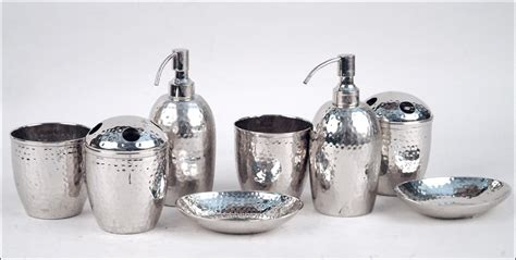 Polo Ralph Bathroom Sets by Collection Of Ralph Hammered Metal Bathroom