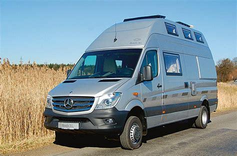 Design Bathroom Online - cs reisemobile wohnmobil rondo xl auf basis von mb sprinter kastenwagen
