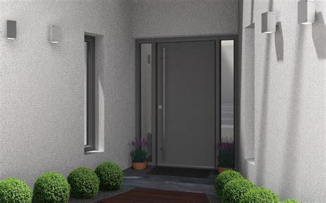 portoncini in alluminio per esterno classici e moderni