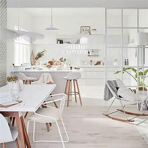 Salon Cuisine Ouverte : cuisine ouverte sur salon photos et conseils d ~ Melissatoandfro.com Idées de Décoration