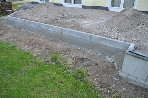terrasse bauen stein garten terrasse anlegen alle kosten fotos infos zum terrassenbau hausbau