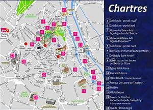 Chartres Maps France Maps Of Chartres