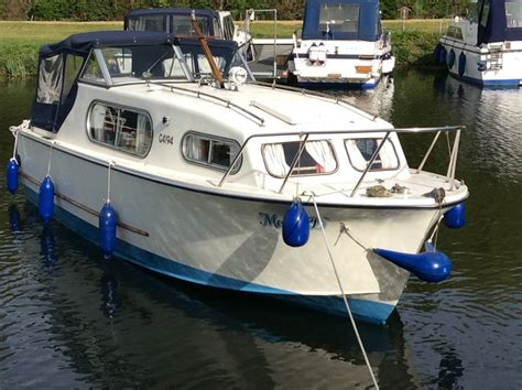 Freeman Boats Uk freeman 23 boat for sale quot molly d quot at jones boatyard