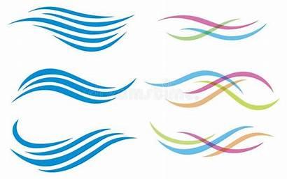 Water Flowing Fluid Icon Eau Wasser Acqua