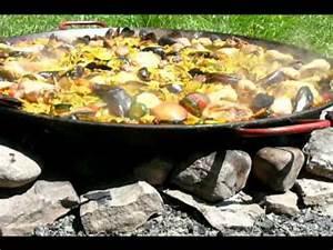 Feu A Bois : paella au feu de youtube ~ Melissatoandfro.com Idées de Décoration