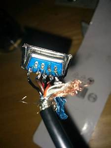 G940 Pedals Pedal Cable