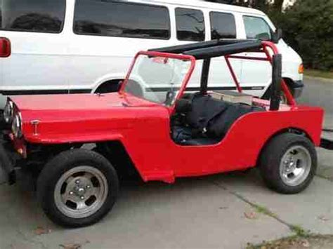 Jeep Kit Cars by Purchase New Kit Car Jeep Looking In Turlock California