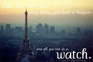 Paris Quotes Tu... New France Quotes