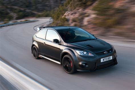 Amazing Ford Focus Rs500 Of 345 Hp