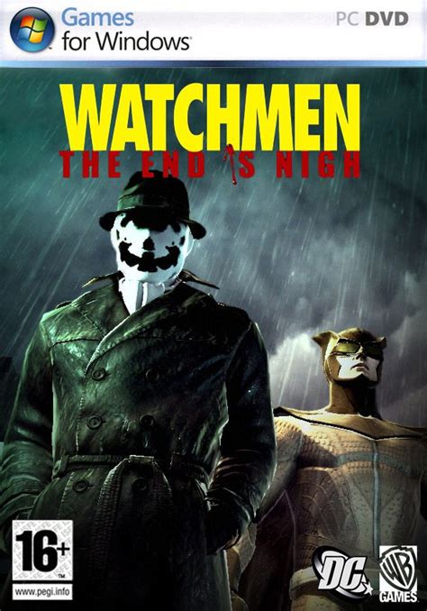 Watchmen: The End is Nigh on Steam Watchmen: The End Is Nigh - Wikipedia