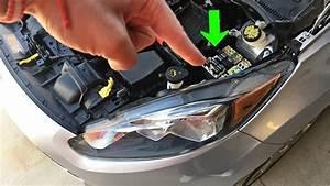 Ford Fiesta Mk7 Cooling Fan Resistor
