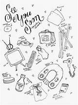 Coloring Pages Soon Diaries Spinsterhood Spinsterhooddiaries sketch template