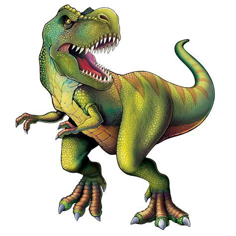 cutout dinosaur tyrannosaurus  rex beistle