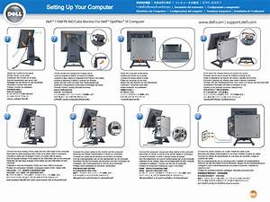 Dell Computer Monitor 1706fpv User Guide