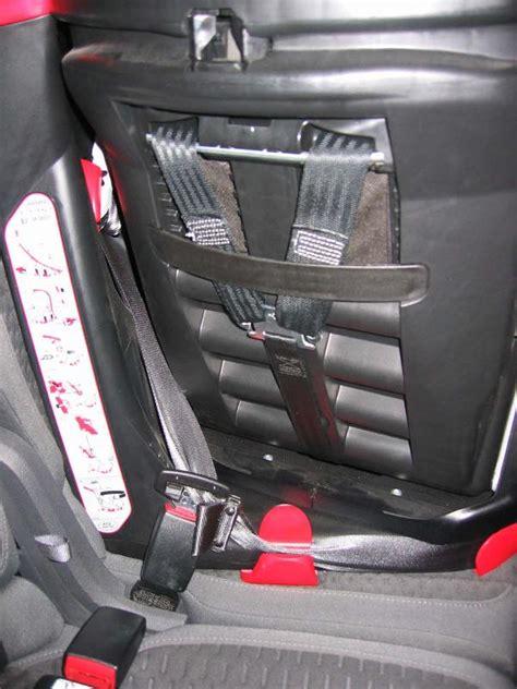 installation siege auto axiss sièges bébé système isofix installation critique