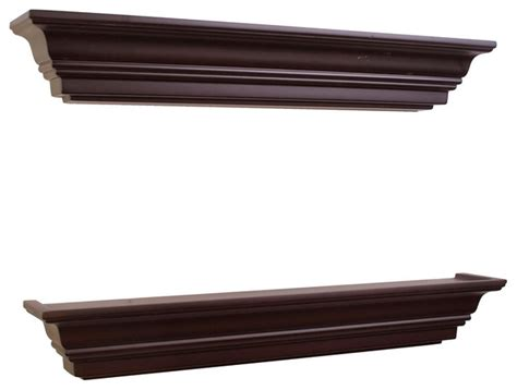 allen roth shelf allen roth wood wall mounted shelving traditional
