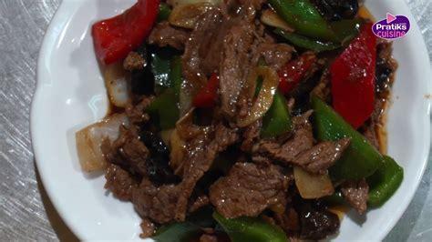 comment cuisiner un sauté de porc cuisine chinoise comment cuisiner un bœuf sauté au