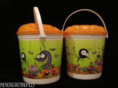 Halloween Trick Or Treat Bucket~pail~target Pop Weaver