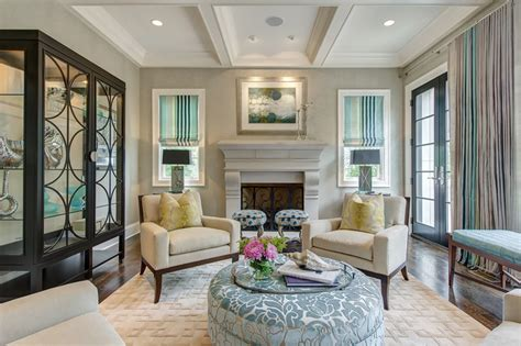 Chic Living Room Decorating Ideas And Design 7 Chic: Classic Chic Living Room