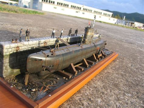 U Boat Type Xxiii by U Boot Type Xxiii Elektroboat Scale Model