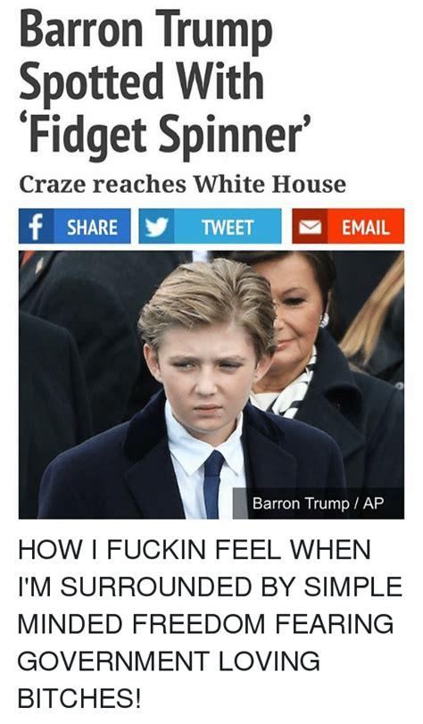 Barron Trump Memes - 25 best memes about barron trump barron trump memes