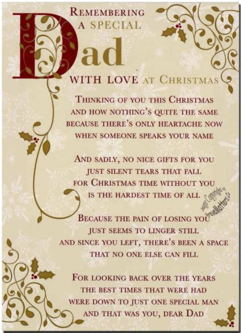 Missing Dad At Christmas.Dad In Heaven Quotes At Christmas