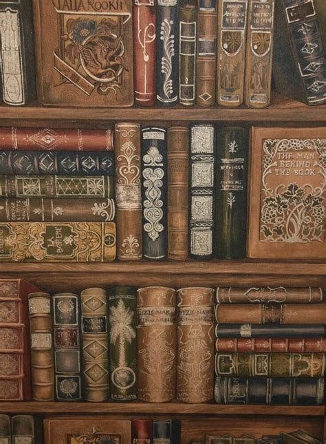 Bookcase Wall Paper by Norwall Library Bookcase Wallpaper Ll29570 Ebay