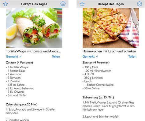 app schau diese rezepte apps machen das kochbuch