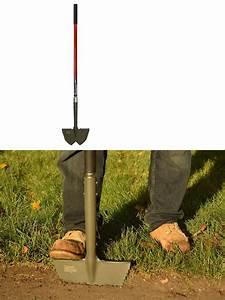 Manual Edgers 178980  Radius Garden Root Slayer Edger Xl