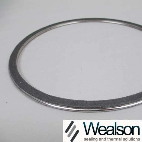 spiral wound gasket style  wealson gasket packing