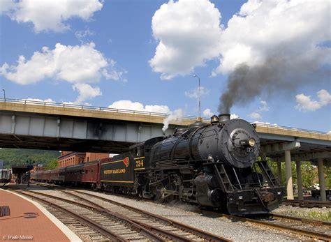 Steam Locomotives And Steam Engines