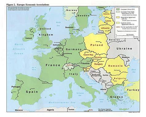 map europe landformsat