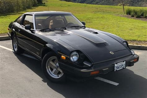 1983 Datsun 280zx Turbo by Single Family Owned 1983 Datsun 280zx Turbo 5 Speed For