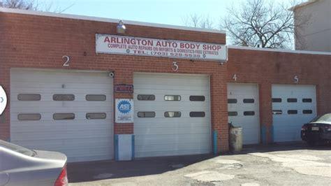 arlington auto body shop ballston arlington va yelp