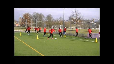 fussball technik endlosschleife fussballspezifisches