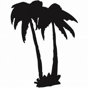 Palme Schwarz Weiß : sticker art ~ Eleganceandgraceweddings.com Haus und Dekorationen