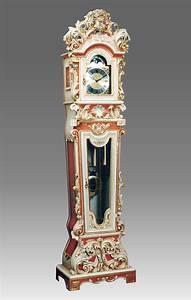 Grandfather, Clock, Art, 512, 3