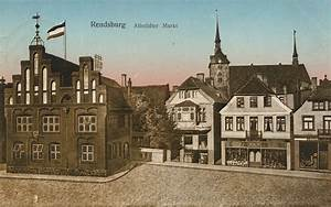 Markt De Rendsburg : rendsburg schleswig holstein altst dter markt ~ Watch28wear.com Haus und Dekorationen