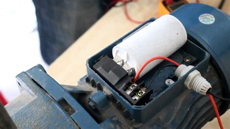 pump motor connection youtube