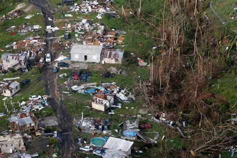 Tens Of Thousands Of Puerto Ricans Flee To Us Mainland