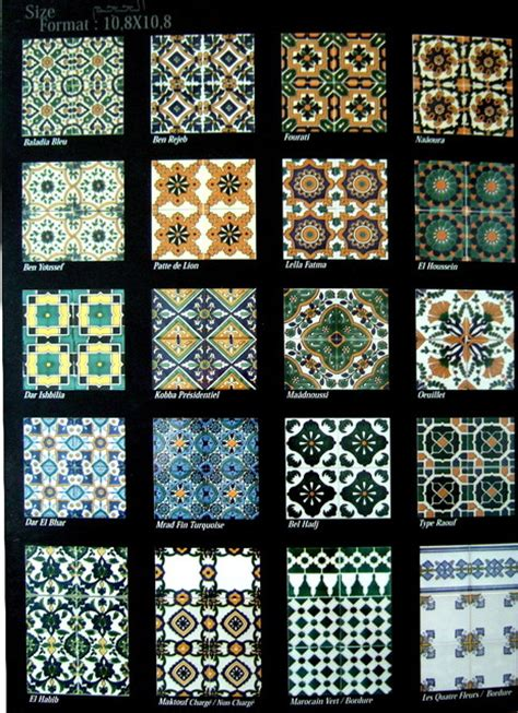painted ceramic tiles traditional wall and floor