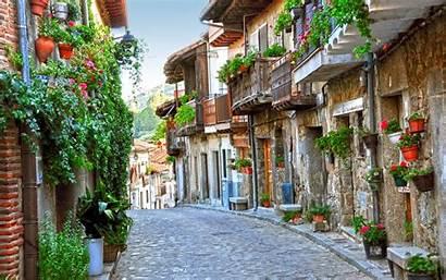 Town Streets European Italy Desktop Resolution Maker