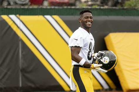 Steelers WR Antonio Brown lands 'Madden 19' cover ...