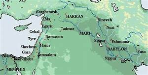 Mesopotamia Geography - Ancient History Lists