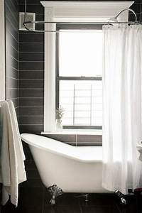 Black and white bathroom design archives digsdigs for Black and white bathrooms images