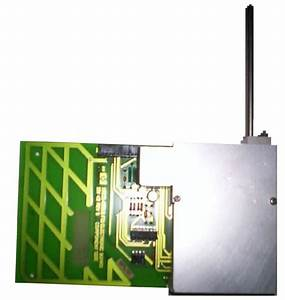 Gc Detector Board  Hp 5890 Fid