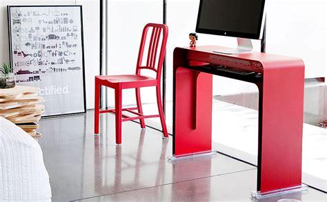 bureau pour imac 27 oneless desk bureau console design pour imac