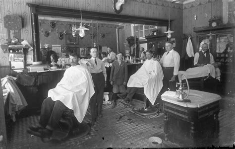 The Grand Return Of The Barber