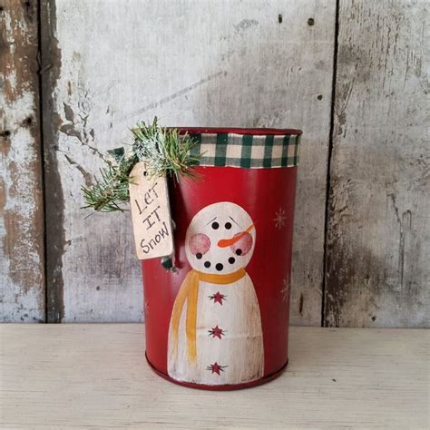 Image result for Decorated Primitive Sap Buckets